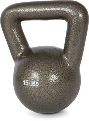 Title Kettle Bell Weights 15 Lbs